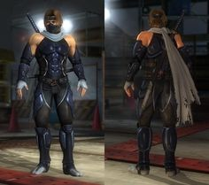 hayate dead or alive 5 costumes - Google Search