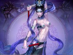 Yuehui-Tang-Wallpaper-fantasy-art-9576740-1600-1200.jpg (1600×1200)