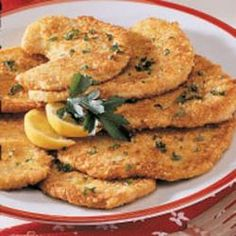 Turkey Scallopini. Quick-cooking turkey breast slices make this recipe a winner when you only have a few minutes to fix a satisfying meal. I've also used flattened boneless skinless chicken breast halves in place of the turkey of this entree.