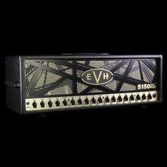 Pre-Order EVH 5150IIIS 100S EL34 100 Watt Guitar Amplifier Head
