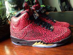 Air Jordan 5 3lab5 Versace
