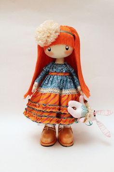 Алиса куклу DollsLittleAngels на Etsy