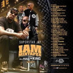 """Mixtape: Superstar Jay 