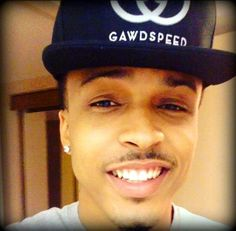 August Alsina... too cute!