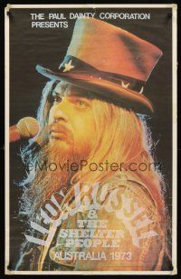 Leon Russell and the shelter people - Australia 1973
