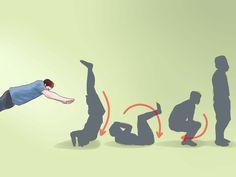 La roulade avant est une figure de gymnastique basique, qui ressemble à une galipette élégamment effectuée. Pour en réaliser une correctement, vous devriez pouvoir vous mettre en boule depuis votre position de départ puis vous redresser sur...