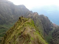 "Koke'e State Park on Kauai affords jaw dropping views and opportunities like this for ""photos of a life time""! www.HawaiiGuidedTours.net"