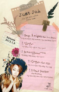 JeA reveals full tracklist for upcoming solo album + collaborates with Eric Benét, Double K, and more
