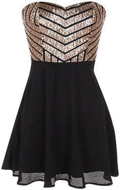 Sequin, Chiffon,Short Prom Dress, Homecoming Dress, sweetheart Prom dress