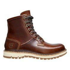 Timberland - Britton Hill Lace-Up Boots Men Fashion Show, Mens Fashion, Courses, Shoe Boots, Shoes, Lace Up Boots, Smooth Leather, African Fashion, Timberland