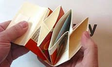 Milkmuny Buys Containers to Create Earth-Friendly Wallets #origami #paperart trendhunter.com