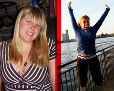 """I dropped 50 pounds and became addicted to running."""