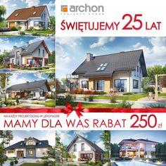 #25latARCHON To już 25 lat projektujemy dla Was! #Archon  www.archon.pl/25-lat-projektujemy-dla-was-art-10078