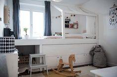 Kinderzimmer // Ein Haus mit Extras