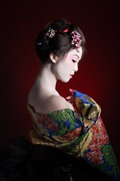 Geisha Redux by Redsun81 on DeviantArt