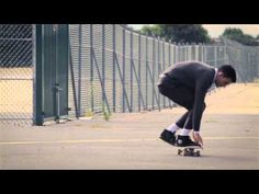 An amazing skateboarding video that was wholly unexpected.