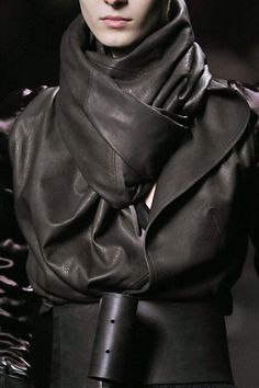 Details of Haider Ackermann Fall 2011 Collection
