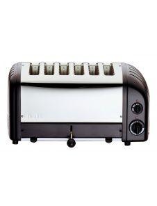 Buy a Dualit 60145 6 Slice Vario Toaster Matt Black. 6 Slice Toaster, Slot, Toasters, Interior Design, Classic, Dining, Black, Kitchen, Nest Design