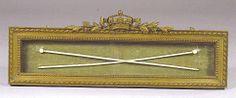 Marie Antoinette's knitting needles made of Ivory