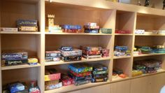 Meeples and More Board Game Cafe