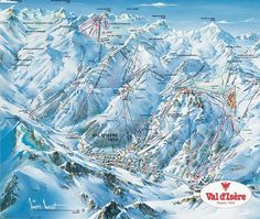 Val d'Isere - One of the best places I have ever skied. Skiing In April, Ski Europe, Ski Bar, Snow Holidays, Italy Map, Ski Season, Travel 2017, Places Of Interest, Mountaineering