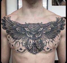 #chest #tattoos #chesttattoos
