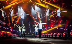 One Direction // Cardiff - 6.5.15 (by: @KRF1D)