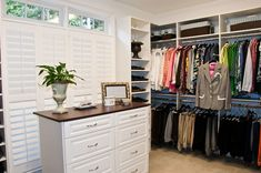 Custom-Closets-by-Louisiana-Custom-Closets Clothes Rack: Hanging, Free Standing, Wooden, Metal, and more