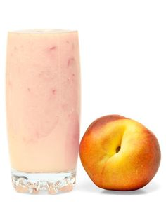 Gwyneth Paltrow Cleanse Recipes - peaches and coconut milk