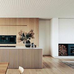 Interior Desing, Interior Design Kitchen, Bathroom Interior, Interior Ideas, Minimalist Kitchen, Cuisines Design, Küchen Design, Design Homes, Custom Design