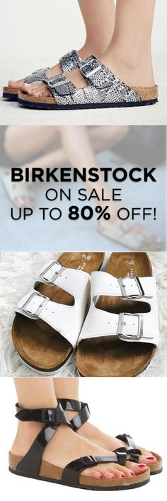 Save up to 70% on Birkenstock! Install the free app now. You can use my code: GSUAU for $5 off your first order!