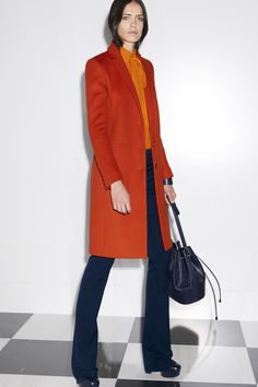 Gucci Pre-Fall 2014 - Review - Fashion Week - Runway, Fashion Shows and Collections - Vogue