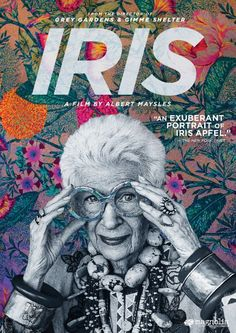 Iris Apel, this woman is an amazing example of living life to the full on her own terms. #fashion #confidence #ageing
