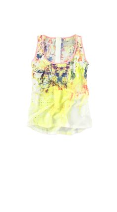 Singlet Garcia D30203 CHRISTYL WOMEN 50 White
