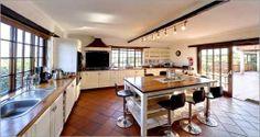 Cape Dutch, Kitchen Island, Villa, Cape Town, Catering, Kitchens, Furniture, Google Search, Home Decor