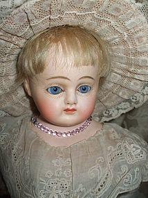 Stunning Paper Mache Fashion Doll - Spirit In The Sky #dollshopsunited