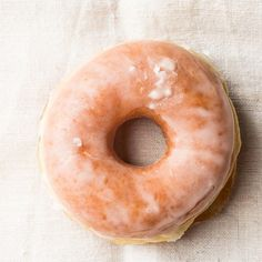 Cookbook author and food photographer Lara Ferroni created this classic doughnut recipe exclusively for Epicurious. For Ferroni's doughnut-making tips and more recipes, see our complete guide to homemade doughnuts. We've included two glaze options, sugar and chocolate, but these doughnuts are terrific on their own or simply dusted with confectioners' sugar.                  If your kitchen is on the cold side, an easy way to create a warm place for the dough to rise is to turn the...