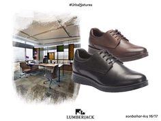 Deri detayların ofis stiliyle buluşması... #AW1617 #urbaNatures #newseason #yenisezon #autumn #winter #sonbahar #kış #fashion #fashionable #style #stylish #lumberjack #lumberjackayakkabi #shoe #shoelover #ayakkabı #shop #shopping #men #manfashion