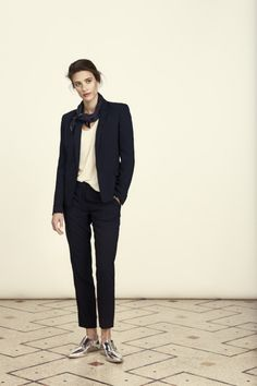 Day Biger et Mikkelsen Business Dress Code, Business Dresses, Work Fashion, Fashion Looks, Street Chic, Street Style, Smart Casual Women, Danish Fashion, Professional Wear