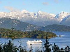 Sechelt Peninsula, Sunshine Coast, British Columbia, Canada