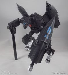 Custom Toy Showcase - Combiner Wars Jetfire, But Not Quite How You Think