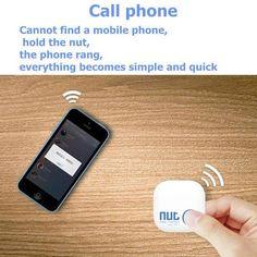 Nut 2 Intelligent Bluetooth Anti-lost Tracking Tag Alarm Patch