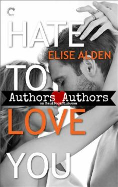 "Authors Love Authors: Kylie Scott Recommends Hate to Love You by Elise Alden http://sbkc.us/ALAksea ""every time you swear an angel dies"""