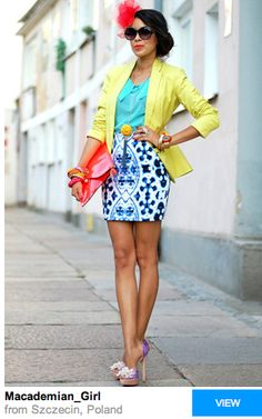 """Inspiration for the Target """"Blue Willow"""" skirt"""