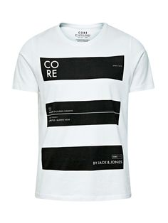 KLASSISK T-SHIRT - Jack & Jones