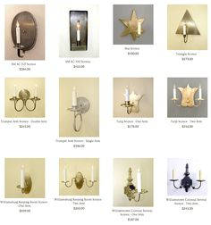 We've Run Out of Money. Is It Too Late To Install Wall Sconces? - fabulous company I've worked with for years-- Authentic Designs, a small family-owned company in Vermont. Reasonable prices, great customer service and will do custom. Highly recommend! (no affiliation)