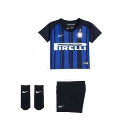 Inter Milan Dětské Domácí Dres 17-18 Krátký Rukáv Infant, Barn, Swimwear, Kit, Bathing Suits, Baby, Converted Barn, Swimsuits, Baby Humor