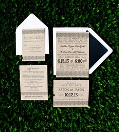 kraftpaper somethingdetailed option1, wedding invitations ideas and trends events