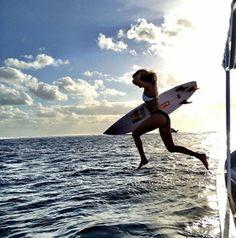 #summer surf