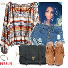 Boho Dope, created by annellie on Polyvore